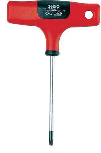 Felo 0715732326 T30 Torx T-handle 8-Inch long 308 Series