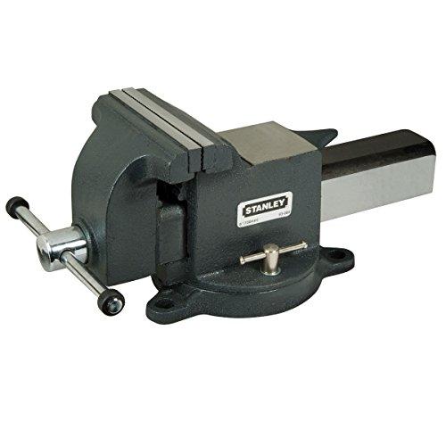 Stanley 183068 MaxSteel Heavy-Duty Bench Vice 150mm 6-inch