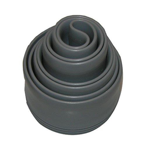 LASCO 02-4151 1-716-Inch Wide x 37-Inch Length Shower Door Grey Rubber Seal for Shower Door