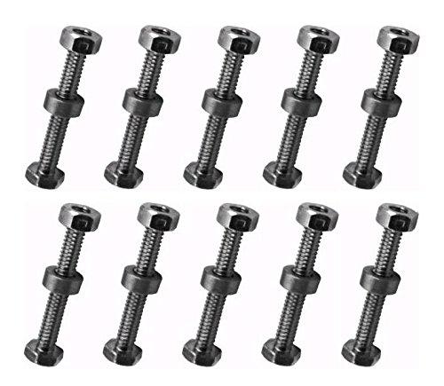 10 SHEAR PINS NUTS for 722130 1501216ma 9524ma 301172 301172ma
