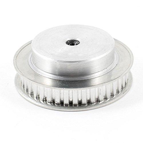 TOOGOOR Aluminum Alloy XL Type 40 Teeth 8mm Pilot Bore Screwed Timing Belt Pulley