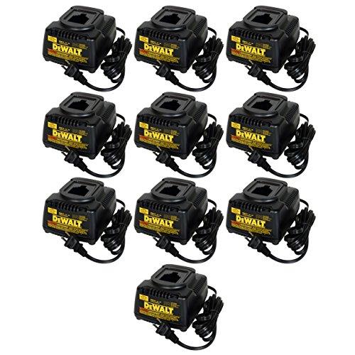 Dewalt DW9116 72-18V NiCd Battery Charger - 10 Pack
