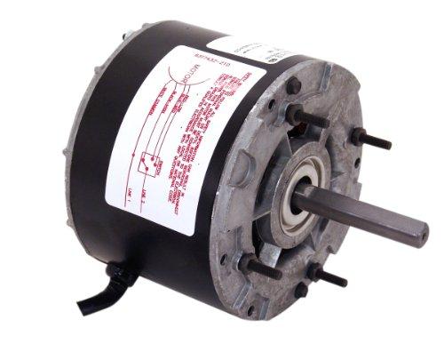 AO Smith 599  50-Inch Frame Diameter 110 HP 1550 RPM 115-Volt 3-Amp Ball Bearing Blower Motor