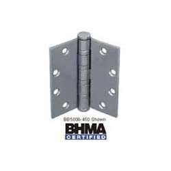 Bommer BB5006-450-630 45x45in Hinge-Full Mortise-Heavy Weight-Ball Bearing-Stainless Steel Base-Sa