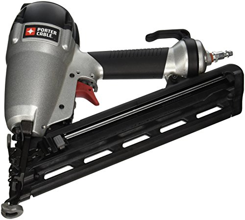 PORTER-CABLE DA250C 1-Inch to 2-12-Inch 15-Gauge Angled Finish Nailer