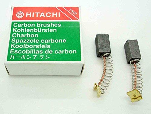 HITACHI 999072 CARBON BRUSHES DH24PB DH24PB3 DH24PC3 D10SA D13V D6SA DH14V H140