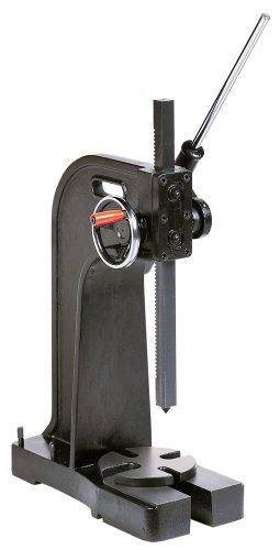 Palmgren Ratcheting arbor press 3 ton