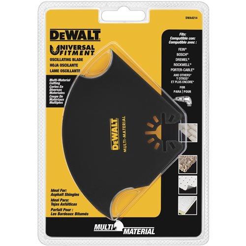 DEWALT Oscillating Tool Blade Multi-Material DWA4214