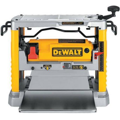 DEWALT DW734 15 Amp 12-12-Inch Benchtop Planer