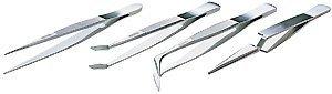 Aircraft Tool Supply Precision Tweezer Set
