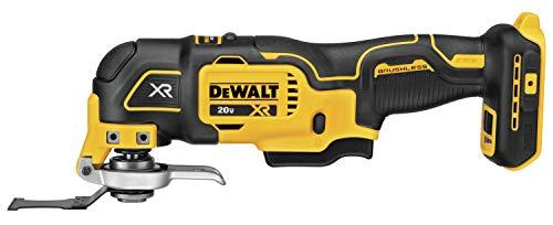 DEWALT 20V MAX XR Oscillating Multi-Tool Variable Speed Tool Only DCS356B