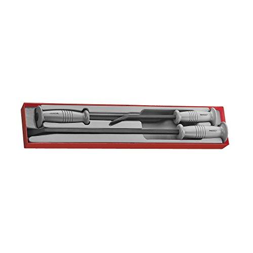 Teng Tools 3 Piece Heavy Duty Pry Bar Set - TTXPB3A