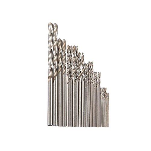 30 Piece High Speed Micro Drill Bit Set