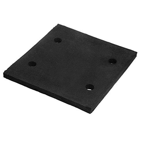 TOOGOOR Makita 4510 Black Foam Replacement Sander Back Pad Sanding Machine Mat