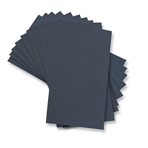 600 Grit Medium WetDry Sandpaper Package of 10