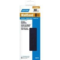 Norton 04747 80D Drywall Sandpaper Sheets 25 Count