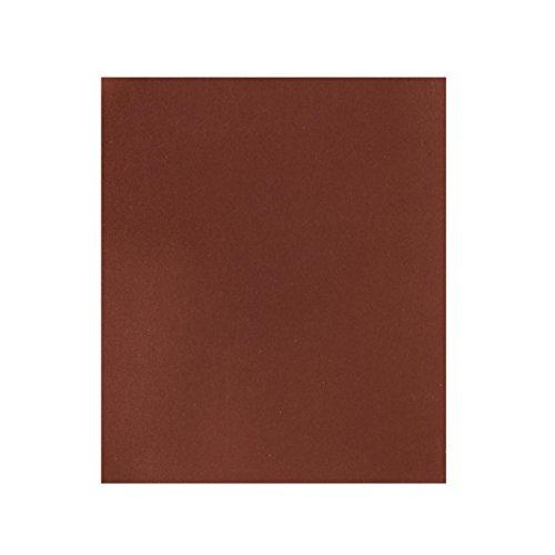 ALEKOÂ 14SP07 6 Pieces 120 Grit Sandpaper Sheets 9 x 11 Inches