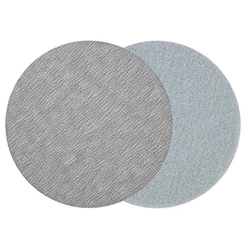 3-Inch 600 Grit Aluminum Oxide WetDry No Holes Hook and Loop Sanding Discs for 3 Velcro Backing Pads 30-Pack