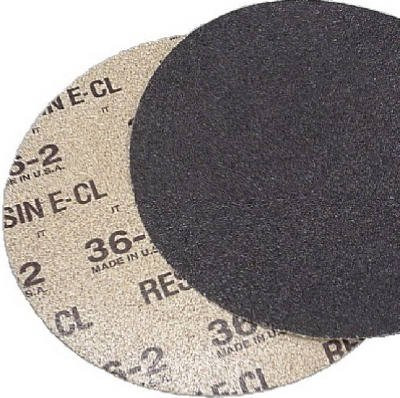 20 Grit 17 Quicksand Floor Sanding Disc box of 20 Pack of 20
