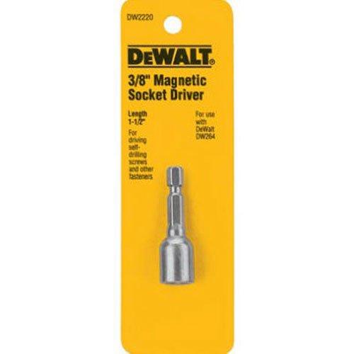 DEWALT DW2220 38 x 1-78 Magnetic Socket Driver