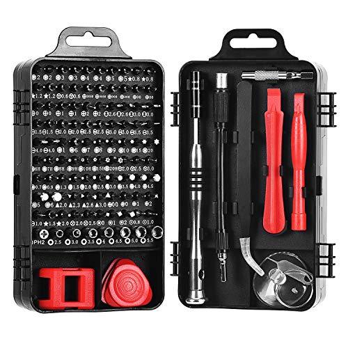 Precision Screwdriver SetMagnetic Screwdriver Repair Tool Kit for iPhone SeriesMaciPadXbox SeriesPS3PS4Nintendo SwitchEyeglassesWatchCellphonePCElectronic
