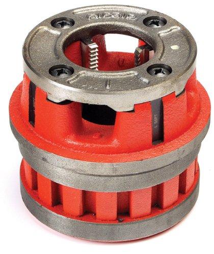 Ridgid 66060 Hand Ratchet Threader Die Head Complete 12R 1-12-Inch HS BSPT