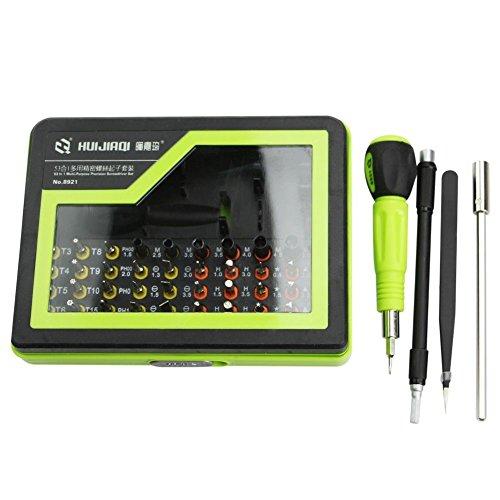 53in1 Multi-Bit Repair Tools Torx Screwdrivers Kit Set For Electronics PC Laptop Screwdrivers Set