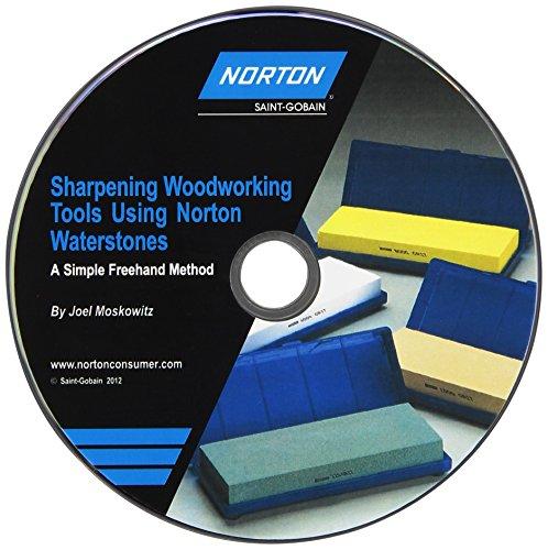 Sharpening Woodworking Tools Using Norton Waterstones by Joel Moskowitz