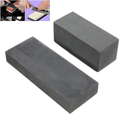 Bargain World 5000 Grit Single Sided Stone Whetstone Sharpener Sharpening Stone