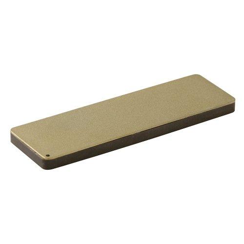 Fallkniven Knives DC4 DiamondCeramic Whetstone 32 x 100mm Sharpening Stone with Leather Case