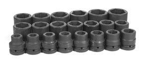 Grey Pneumatic 9021 Socket Set