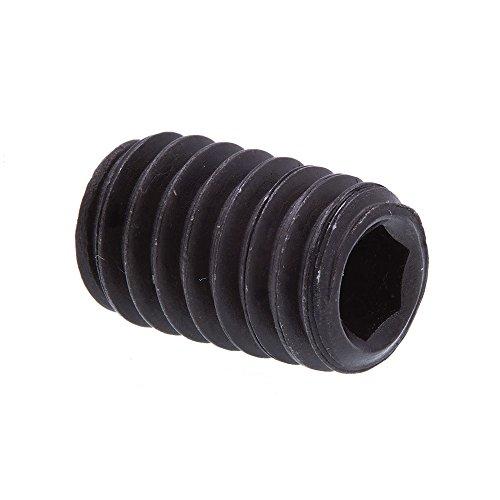 Prime-Line 9184091 Socket Set Screws 516 in-18 X 12 in Black Oxide Coated Steel 10-Pack