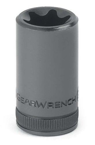 GearWrench 80673 12-Inch Drive External Torx Socket E-24