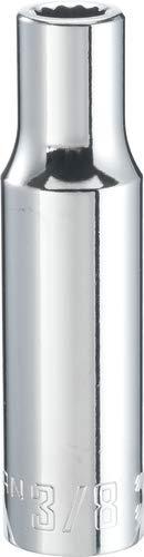 CRAFTSMAN Deep Socket SAE 12-Inch Drive 38-Inch 12-Point CMMT99177
