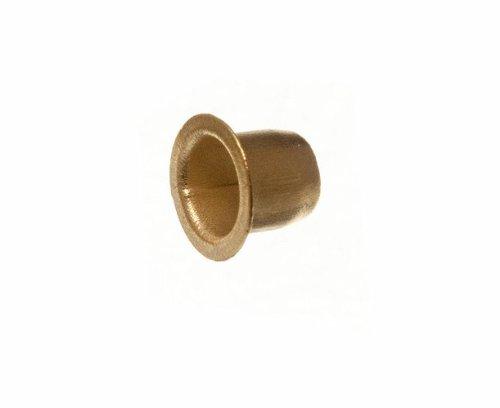 24 Of Banjo Shelf Florentine Support Stud Socket 6Mm Eb Brass Plated