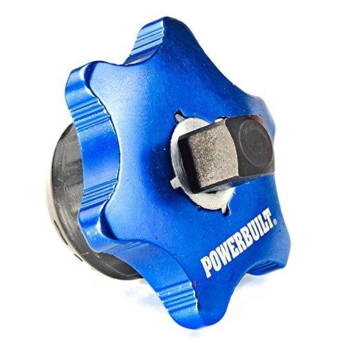 Powerbuilt 38-In Dr Palm Ratchet Handle Finger Ratchet - 941264