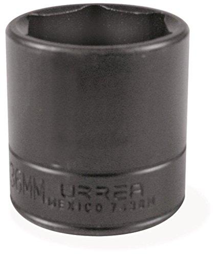 Urrea 7432 12-Inch Drive 12-Point 1-Inch Impact Socket