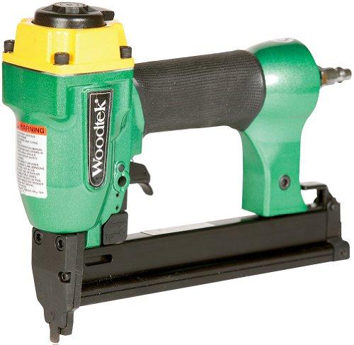 Woodtek 124409 Portable Power Tools Air Nailers 18 Ga 14 Crown Stapler 12-1
