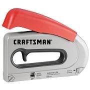 Craftsman Easy Fire StaplerNail Gun