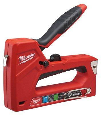 Milwaukee Elec Tool 5 Packs 75 Staple Nail Gun