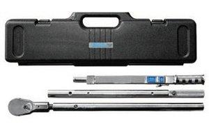 Precision Instruments PREC4D600F Wrench 34 Dr Split Beam Torque w Detachable Head 200-600 FtLbs