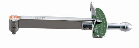 Tohnichi Flat Beam Torque Wrench 120SF-A 0~100 inlbs