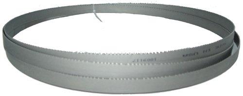 Magnate M137M1H3 M-42 Bi-metal Bandsaw Blades 137 Long - 1 Width 3 Hook Tooth 0035 Thickness