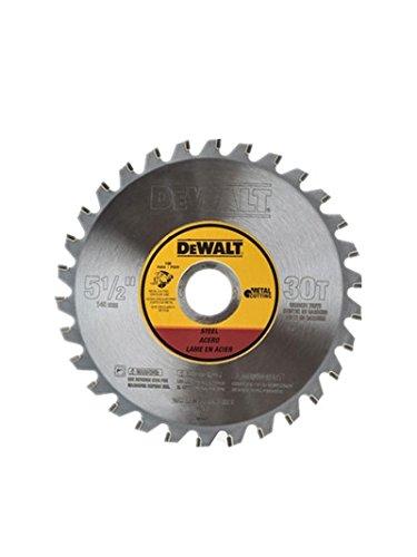 Dewalt Dwa7770 5-12 inch 30T Metal Cutting Saw Blade