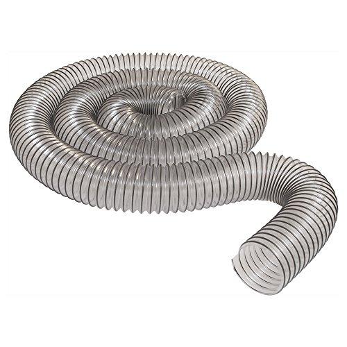 4 x 20 Ultra-Flex Clear Vue PVC Hose - MADE IN USA