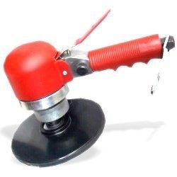 Dual Action DA Air Sander - Red - Compressor Tool