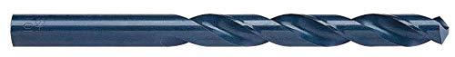 9 Cobalt Steel Jobber Drill Bit 3-58 Overall Length StrawBronze Drill Bit Finish - 1 Each
