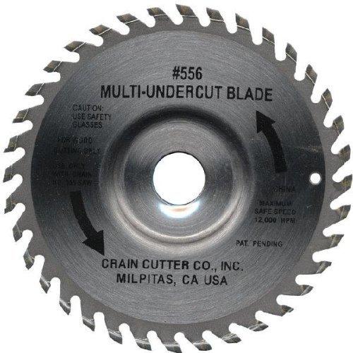 Crain Carpet Carbide Blade F555 556