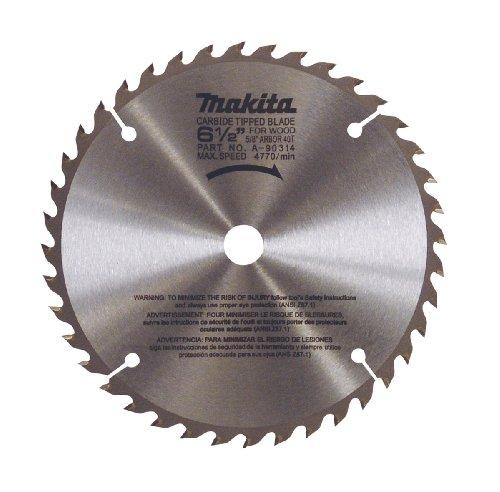 Makita A-90314 6-12-Inch Carbide Blade 40Tooth