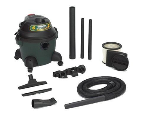 Shop-Vac 963-07-00 6 Gallon 2-12 Horsepower WetDry Blower Vacuum